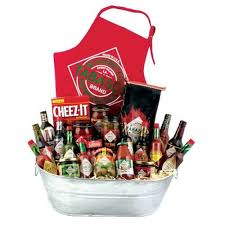 food baskets the best unique gift baskets for spicy food fans pepperscale