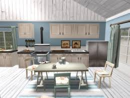 New England Beach House Plans Second Life Marketplace