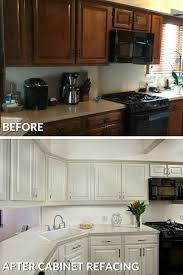 is cabinet refacing cheaper out of the ordinary cost to resurface cabinets rssmix info