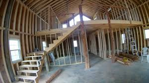 Pole Barn House by Pole Barn House Update March 23 17 Youtube