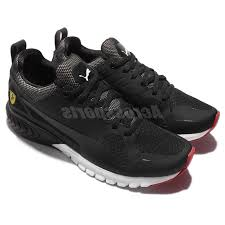 ferrari black ebay puma sf pitlane ignite dual ferrari black white running shoes