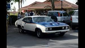 ford cars 1970s australian muscle cars ford falcon xb hardtop john goss