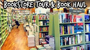 bookstore tour u0026 book haul kinokuniya youtube