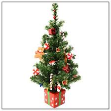 small artificial christmas trees small decorated artificial christmas trees