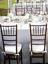 fruitwood chiavari white cotton blend ps event rentals
