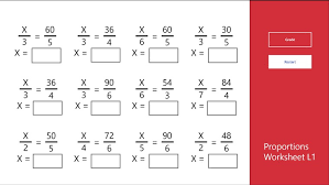 math worksheets proportions free worksheets library download and