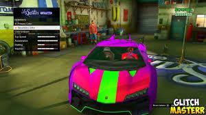 gta 5 online secret paint jobs best rare paint colors car