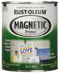 rust oleum 247596 magnetic primer house primers amazon com