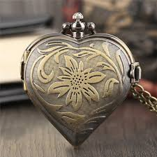 ladies pocket watch necklace images Buy valentine 39 s day gifts for lover wife sweet jpg
