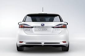 lexus hybrid hatchback ct200h lexus ct 200h official information and photos on compact hybrid