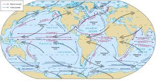 Southern Ocean Map Ocean Currents U2013 Factors Responsible U2013 Effects Pmf Ias