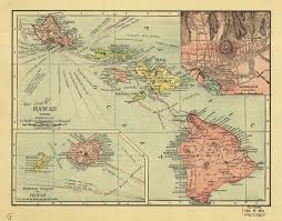 Hawaii On World Map The Usgenweb Archives Digital Map Library Hawaii Maps Index