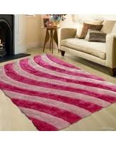 3d Area Rugs Bargains On Rainbow Colored 3d Wavy Design Abstract