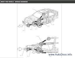 100 car repair manuals lexus nissan rogue t32 oem service