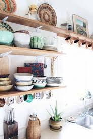 kitchens with open shelving ideas best 25 open shelving in kitchen ideas on pinterest floating