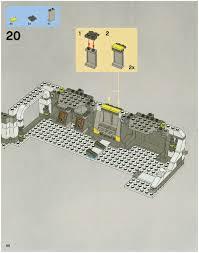 lego hoth echo base instructions 7879 star wars