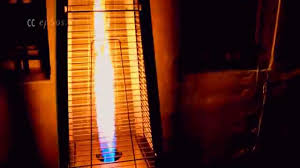 patio heaters san diego gas fire heater flame youtube