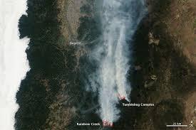 wildfires in oregon hazards