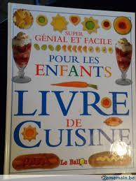 livre cuisine pour enfant livres cuisine pour enfants lot de 3 livres a vendre 2ememain be