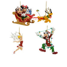 mickey mouse and friends ornament set 40 disney