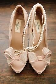 blush wedding shoes blush wedding shoes wedding corners