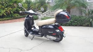 2007 vespa gt 200 motorcycles for sale