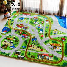 grand tapis chambre enfant kingart bande dessinée grand tapis enfants tapis de sol chambre