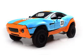 off road sports car rally fighter