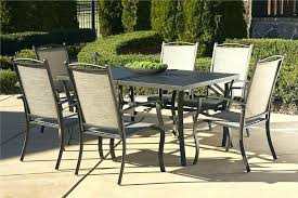 hexagon patio table and chairs 6 person patio table 6 person patio set gorgeous hexagon patio table