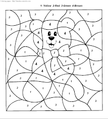 draw coloring pages by number 11 in picture coloring page with