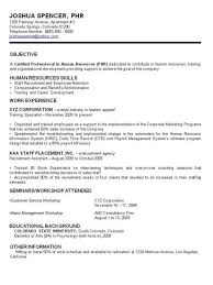 2 types of resumes resume for your job application