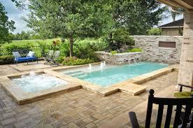 Patio And Pool Designs Mirror Lake Designs