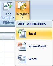 designer ribbon ribbon editor
