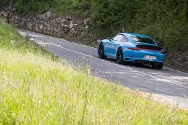 porsche 911 carrera gts spoiler porsche 911 carrera gts 2017 prova su strada in anteprima