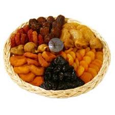 fruit gift 2lb dried fruit gift tray medjool dates calimyrna figs