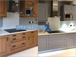 spray painting kitchen cabinets cost uk kitchen cabinets sprayed to perfection quality kitchen