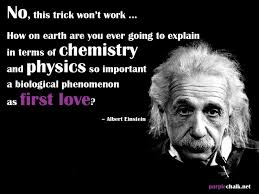 wedding quotes einstein the feeling when you fall in with somebody it was