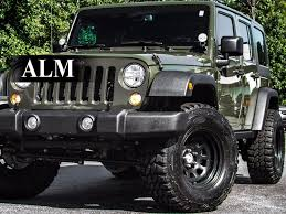 jeep wrangler unlimited used jeep wrangler unlimited at alm gwinnett serving duluth ga