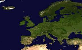 Satellite View Maps Europe Nasa Satellite U2022 Mapsof Net