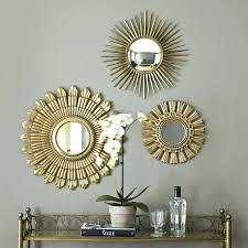 Circle Wall Mirrors Small Round Decorative Wall Mirrors Shenra Com
