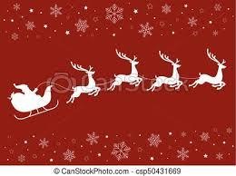 santa sleigh and reindeer santa sleigh and reindeer with snowflakes santa s sleigh clip