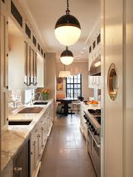 Kitchen Lighting Houzz Minimalist Kitchen Galley Lighting Home Design And Decorating On