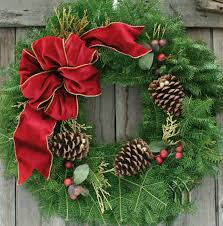 Natural Decorations For Christmas Wreaths by Christmas Wreath Fundraiser Mickman Brothers Wreaths