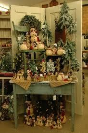 suesjunktreasures rustic country christmas on my front beautiful