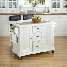 White Kitchen Cart Island Kitchen Island Walmart Medium Size Of Microwave Cart Awesome