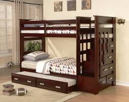 Plans For Bunk Beds With Storage Stairs by Wow This Is An Impressive Idea For A Double Deck If You Have A
