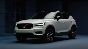 exterior design the new volvo xc40 exterior design youtube