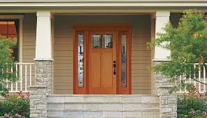 Wood Exterior Door Craftsman Collection Wood Doors Doors