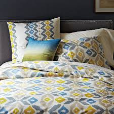 yellow patterned duvet covers sweetgalas