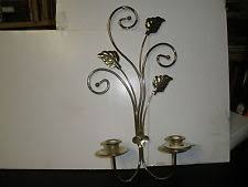 home interior sconces home interiors candle sconces ebay